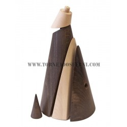Apollonius cone 22 cm high